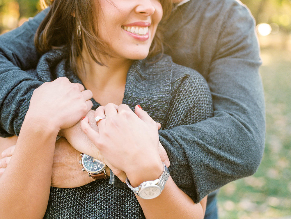 washington dc fall engagement session fine art wedding photographer lissa ryan photography