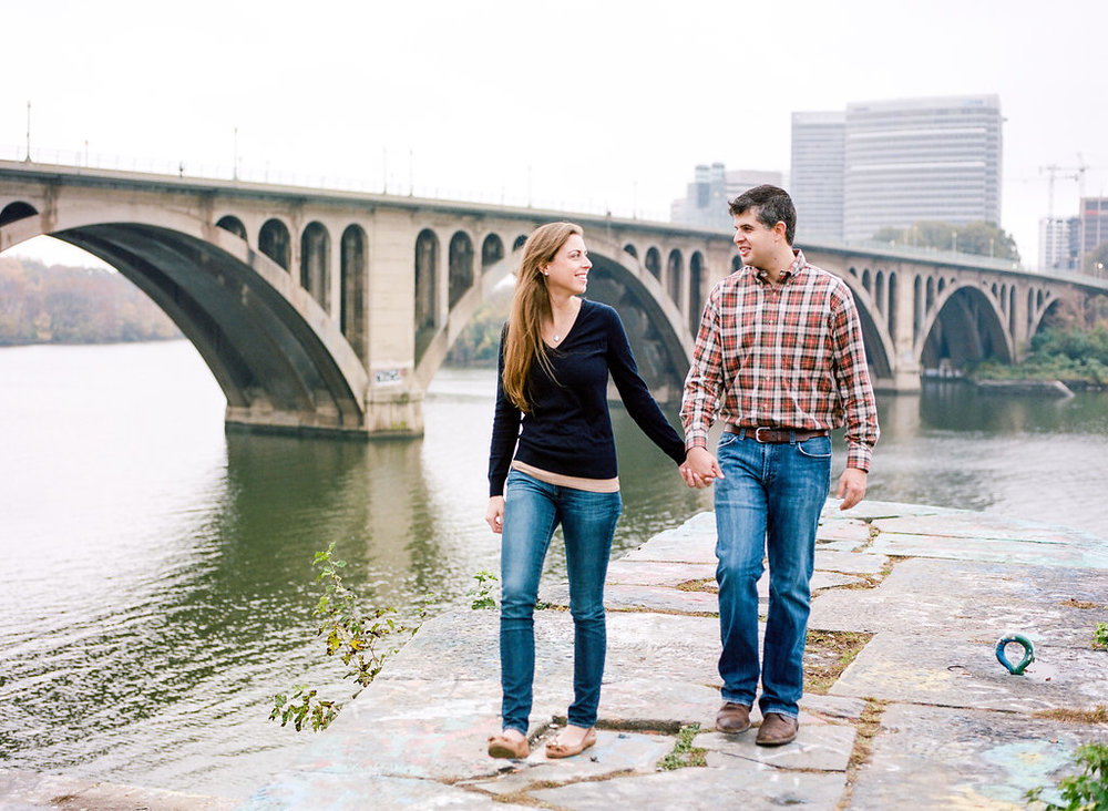 fall anniversary session in georgetown washington dc fine art photographer lissa ryan photography