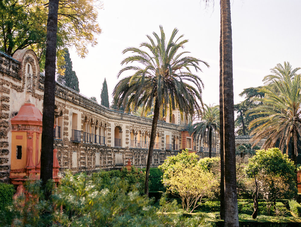 seville spain palace alcazar film travel photography fine art destination photographer lissa ryan photography