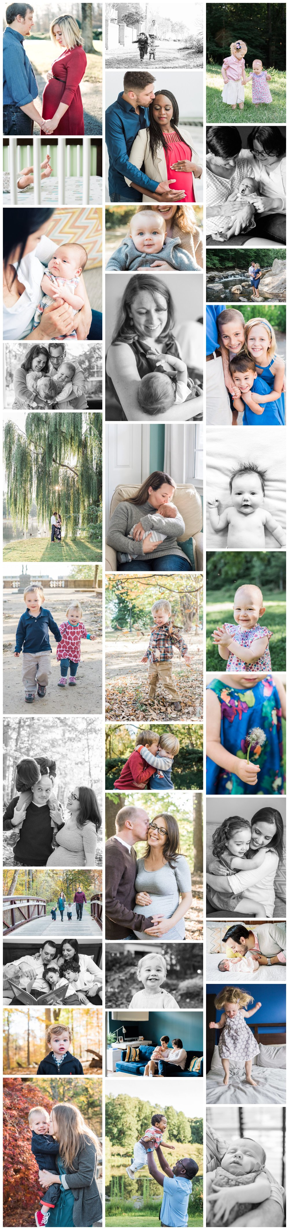 maternity family and newborn photographs 2016 lissa ryan photography