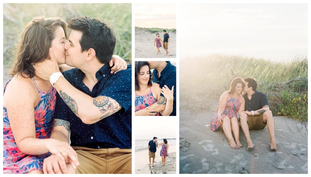 beach anniversary session in Ocean City, NJ by fine art wedding photographer Lissa Ryan Photography