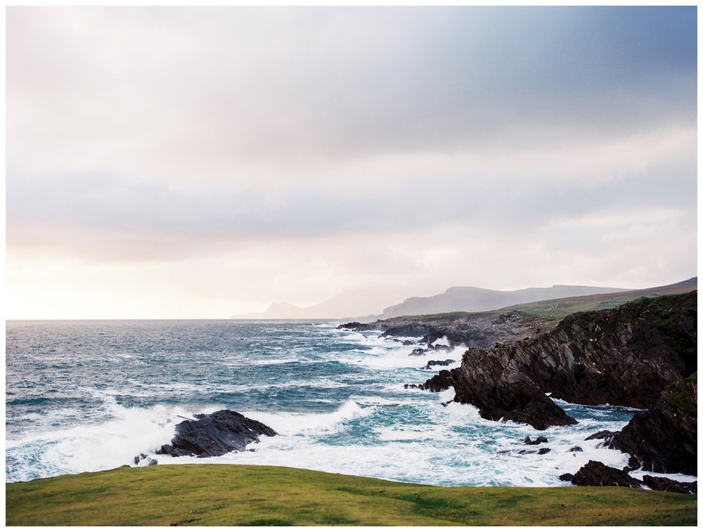 Achill Island West Coast of Ireland by Fine Art travel wedding photographer Lissa Ryan Photography