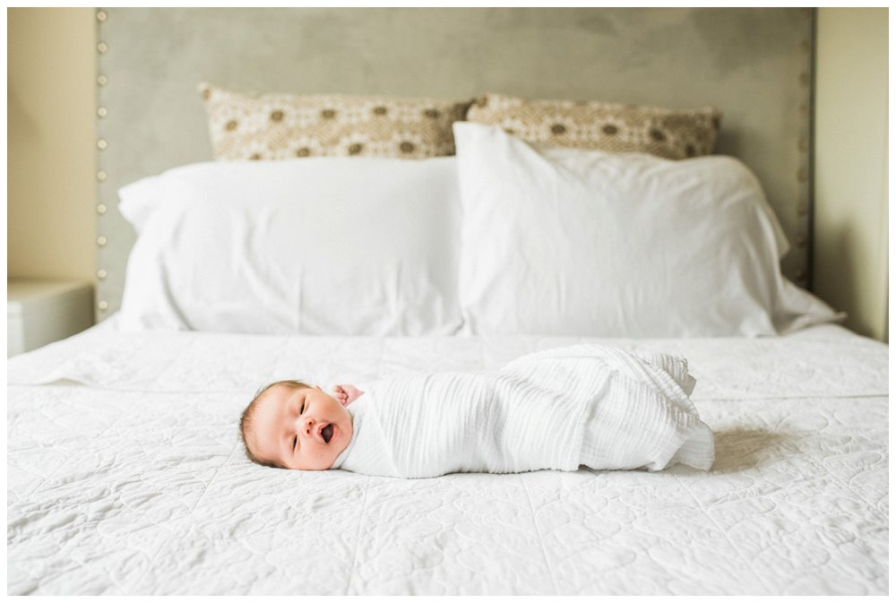 fine art newborn photography in Washington DC by Lissa Ryan Photography