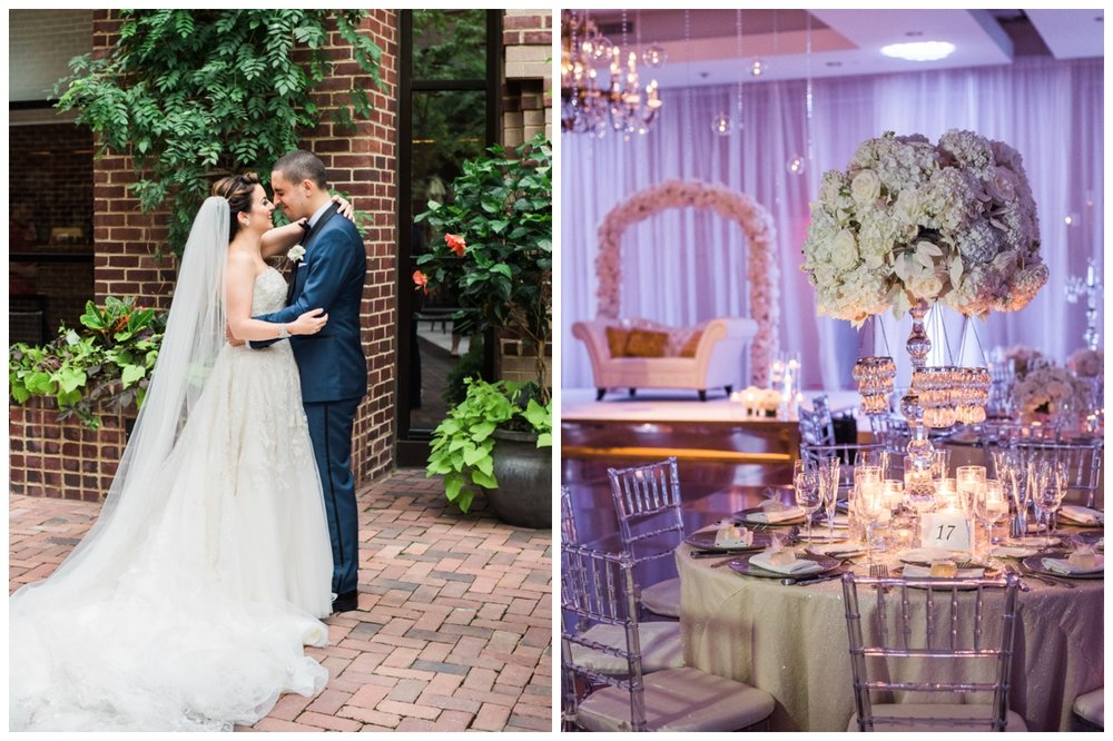 Summer wedding at the Four Seasons Georgetown by Washington DC fine art wedding photographer Lissa Ryan Photography