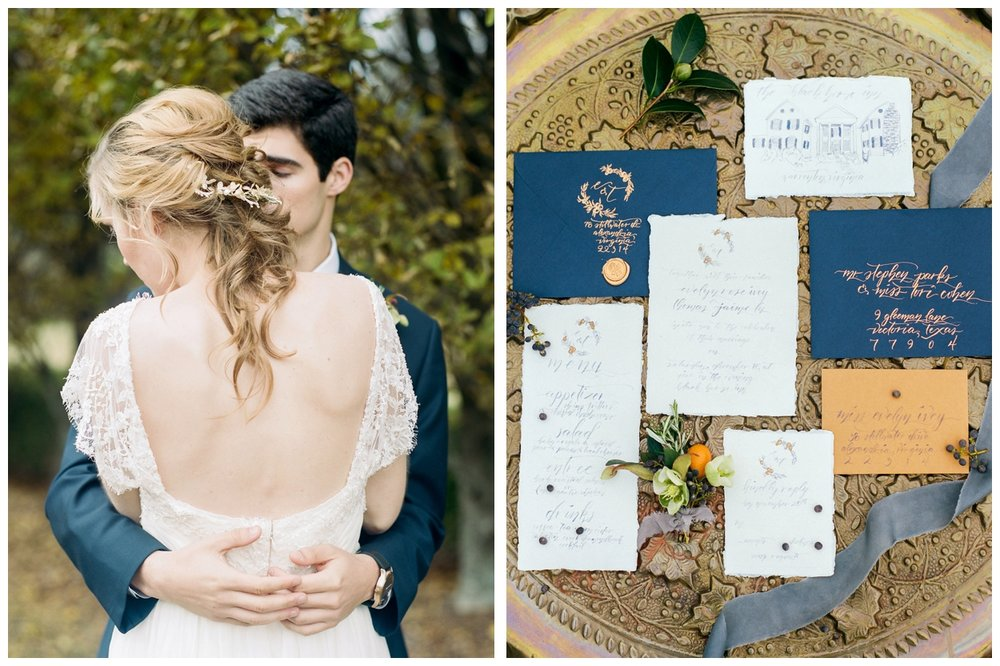 Heirloom and Family-focused wedding inspiration editorial at Red Fox Inn in Middleburg Virginia by fine art wedding photographer Lissa Ryan Photography
