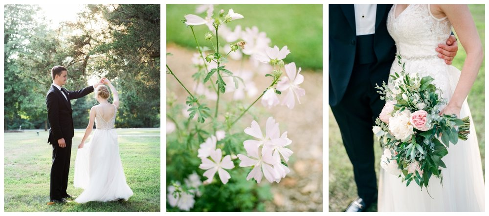 Woodlawn Wedding Portraits by fine art photographer Lissa Ryan Photography