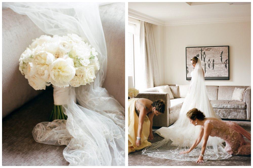 Elegant Four Seasons Georgetown Wedding in Washington DC by fine art wedding photographer Lissa Ryan Photography