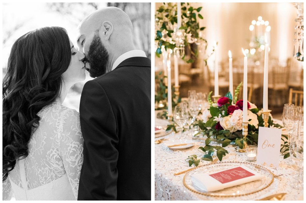 Decadent spring Jewish wedding at the Park Hyatt Washington DC by fine art wedding photographer Lissa Ryan Photography
