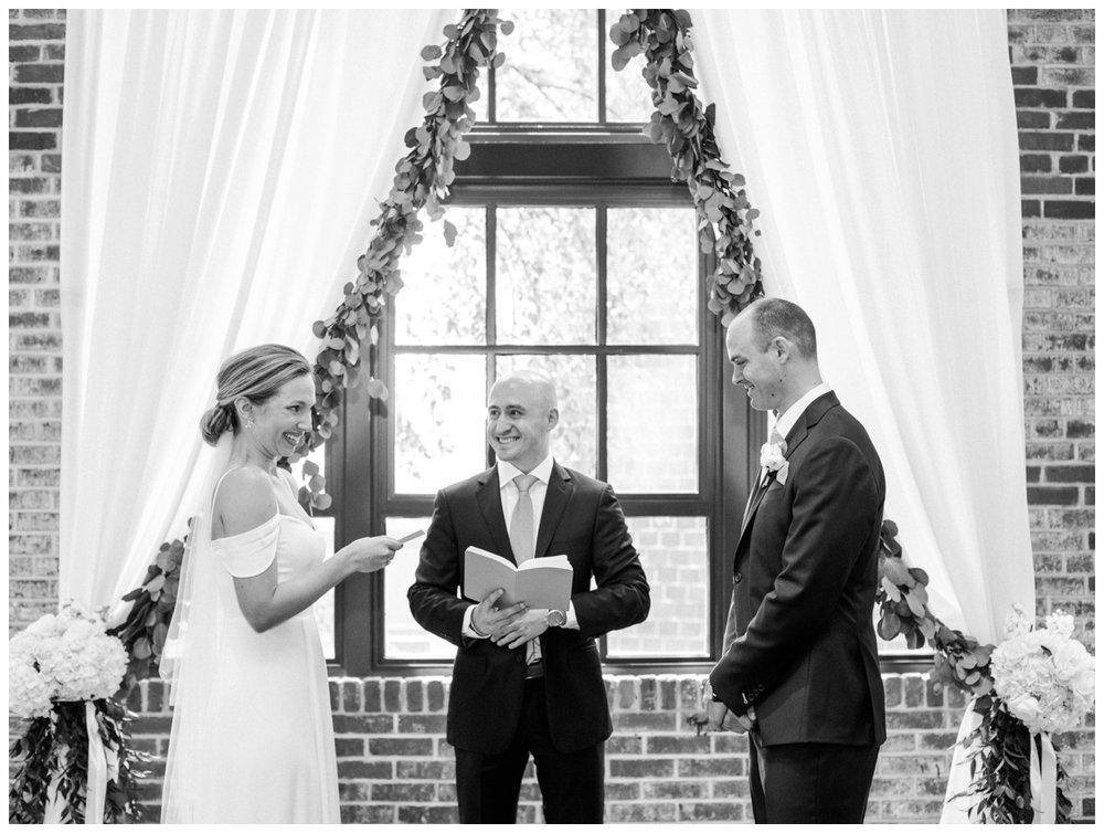 spring blush and white wedding at the Ritz Carlton Georgetown in Washington DC by fine art wedding photographer Lissa Ryan Photography