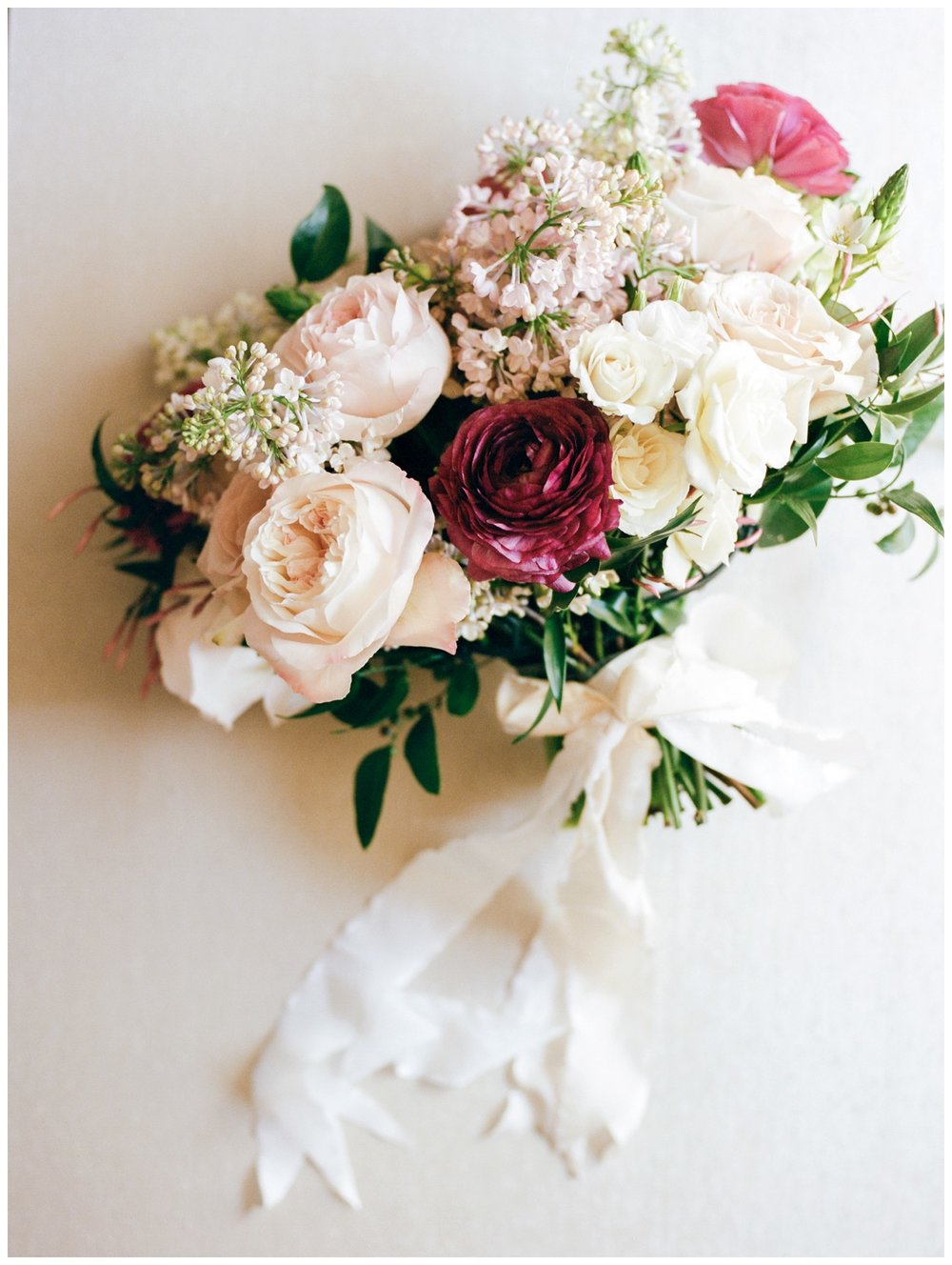 Spring Wedding in Shades of Pink at the Park Hyatt Washington DC by fine art wedding photographer Lissa Ryan Photography bouquet by Sweet Root Village