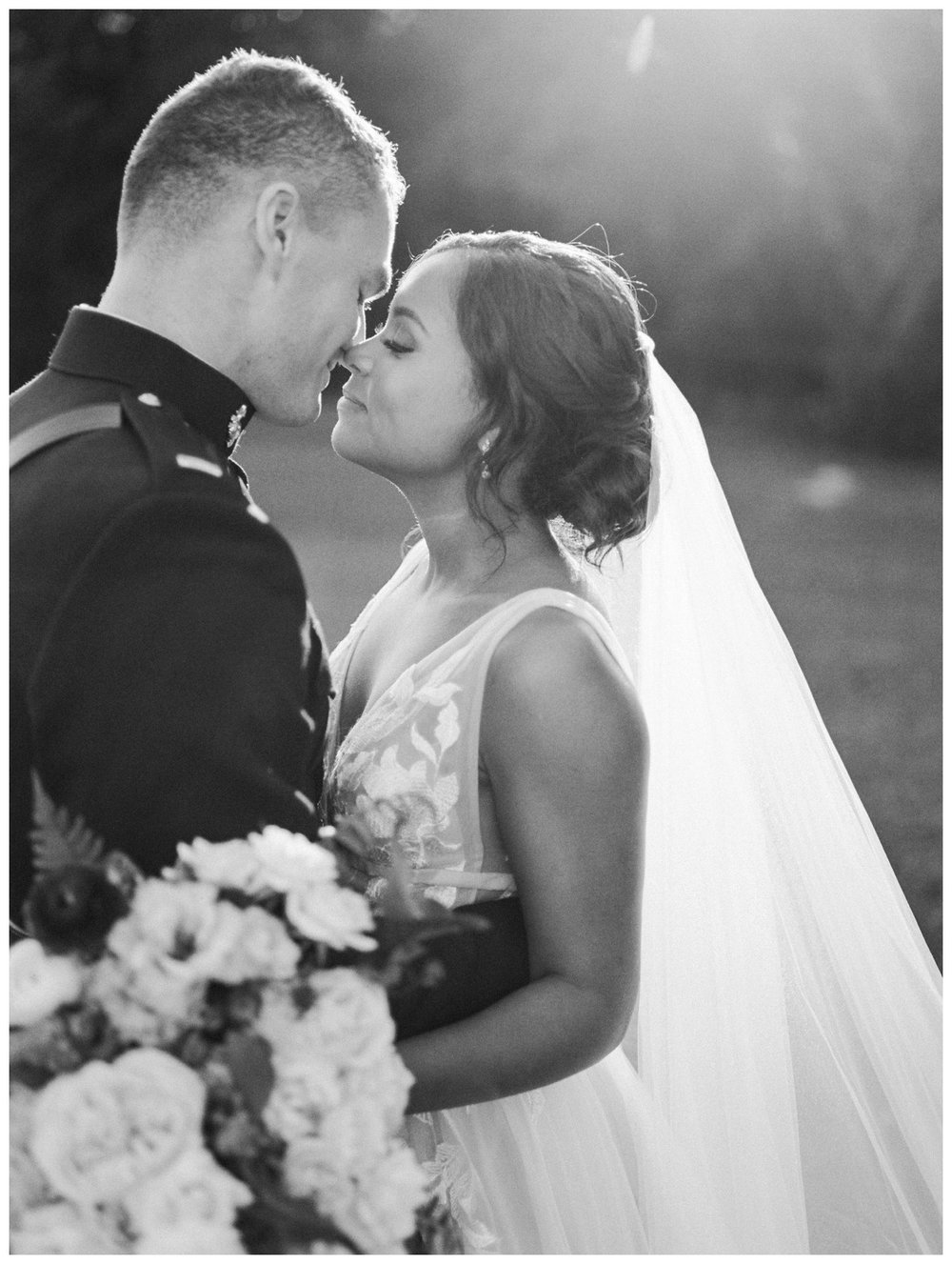 Sun drenched fall wedding in shades of pink at Oxon Hill Manor in Maryland by fine art wedding photographer Lissa Ryan Photography
