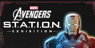 EXCLUSIVE PRESS FROM MARVEL'S AVENGERS S.T.A.T.I.O.N. @ DISCOVERY TIMES SQUARE NYC
