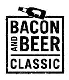 BEER AND BACON NUFF SAID....