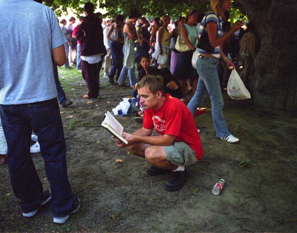 reading at dali lama .jpeg