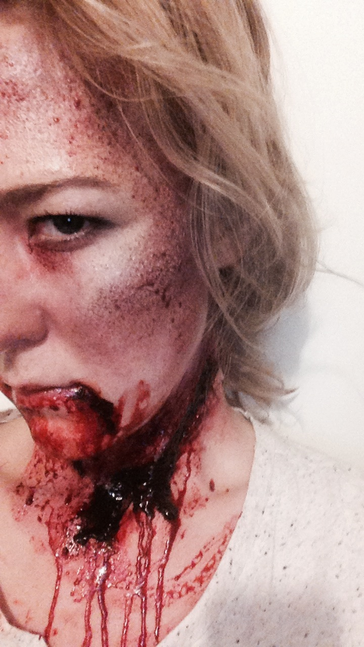 SPFX makeup artist - Horror Gore