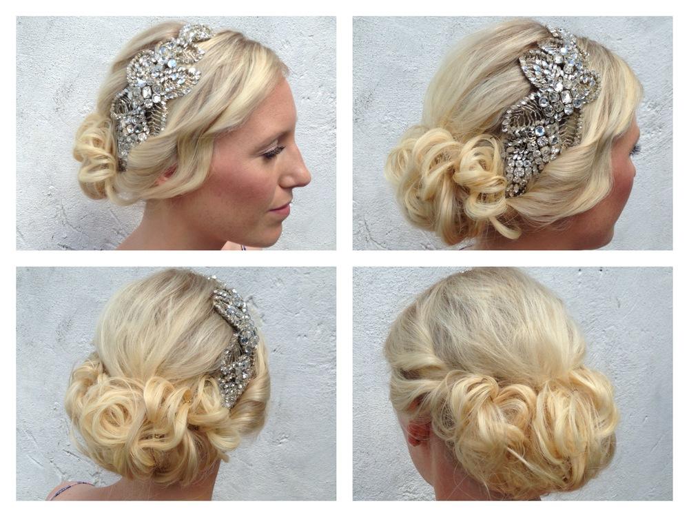 Wedding Hair Designs Anna Stephenson Professional Hair And Makeup