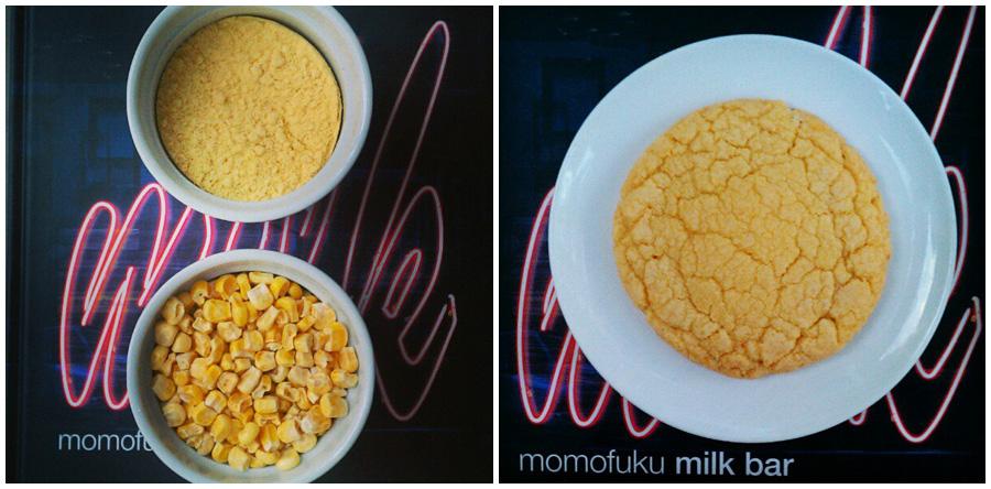 Corn Cookie // Becca Bakes(www.becca-bakes.com)