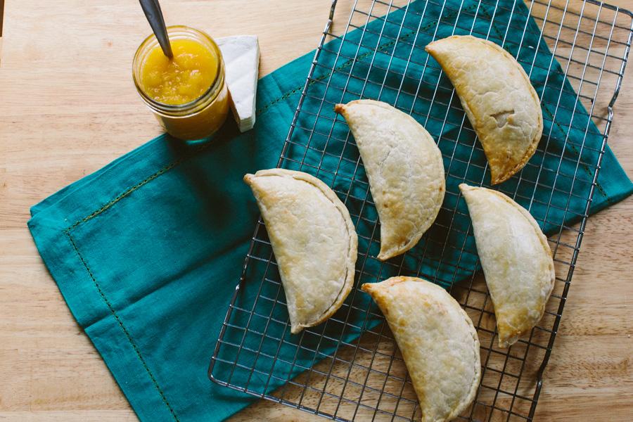 Tropical Hand-Pie // Becca Bakes (www.becca-bakes.com)