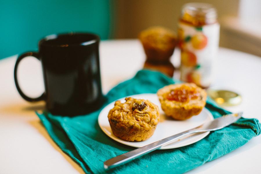 Good Morning Muffins // Becca Bakes (www.becca-bakes.com)