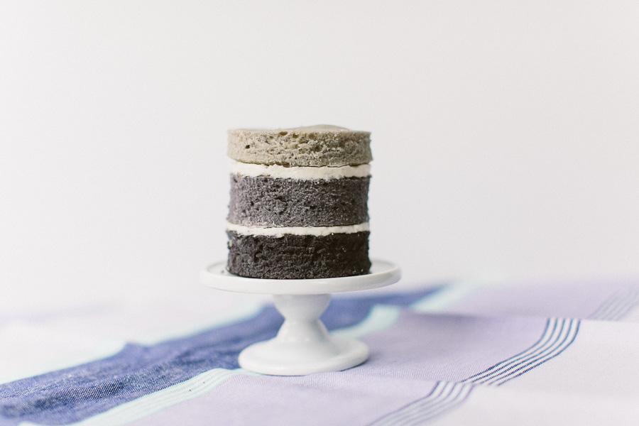 Ombre Cake // Becca Bakes (www.becca-bakes.com)