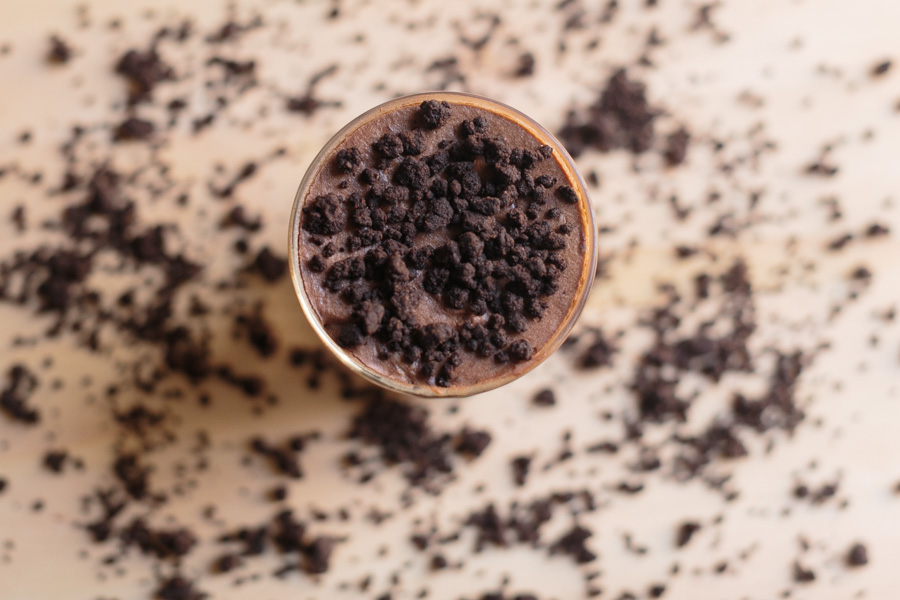 Chocolate Mousse | Becca Bakes (www.becca-bakes.com)