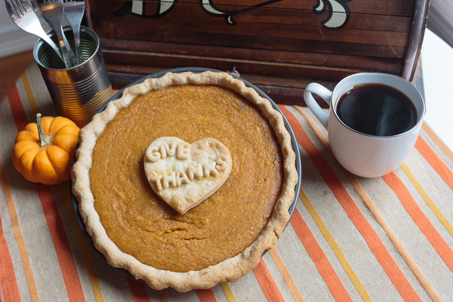 Sweet Potato Pie | Becca Bakes (www.becca-bakes.com)