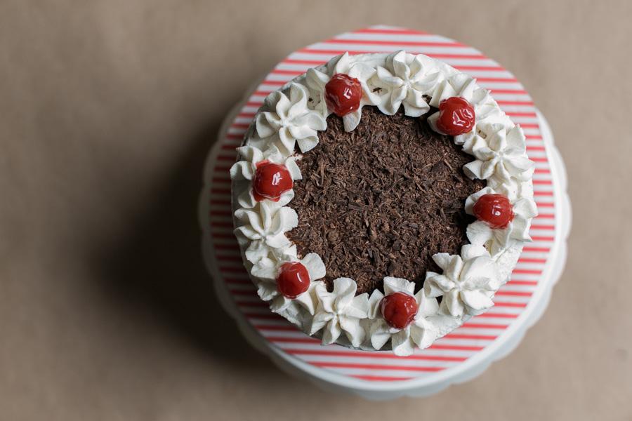 Black Forest Cake | Becca Bakes (www.becca-bakes.com)