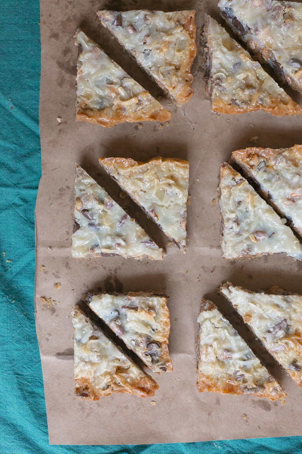 Hello Dolly Bars | Becca Bakes (www.becca-bakes.com)