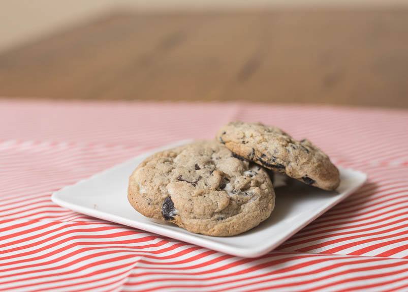 Cookies and Cream Cookies | Becca Bakes (www.becca-bakes.com)