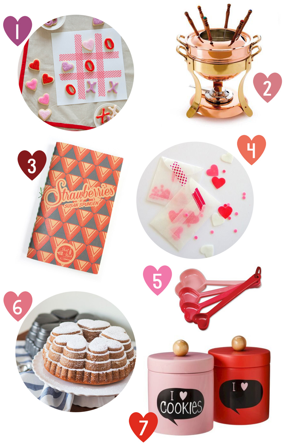 The Sweet Spot: Valentine's Day | Becca Bakes (www.becca-bakes.com)
