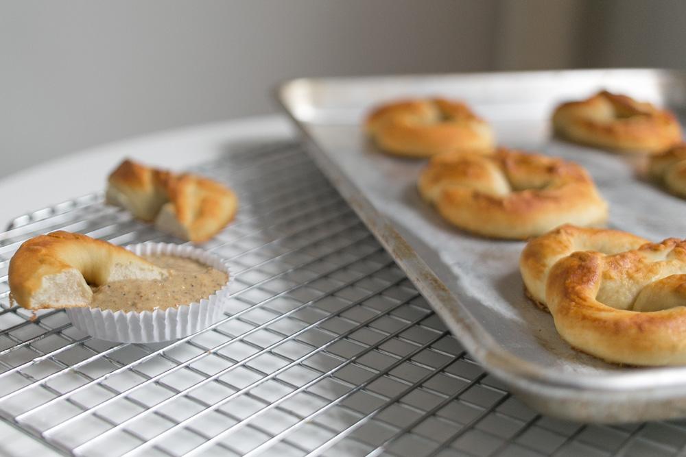 Soft Pretzels | Becca Bakes (www.becca-bakes.com)