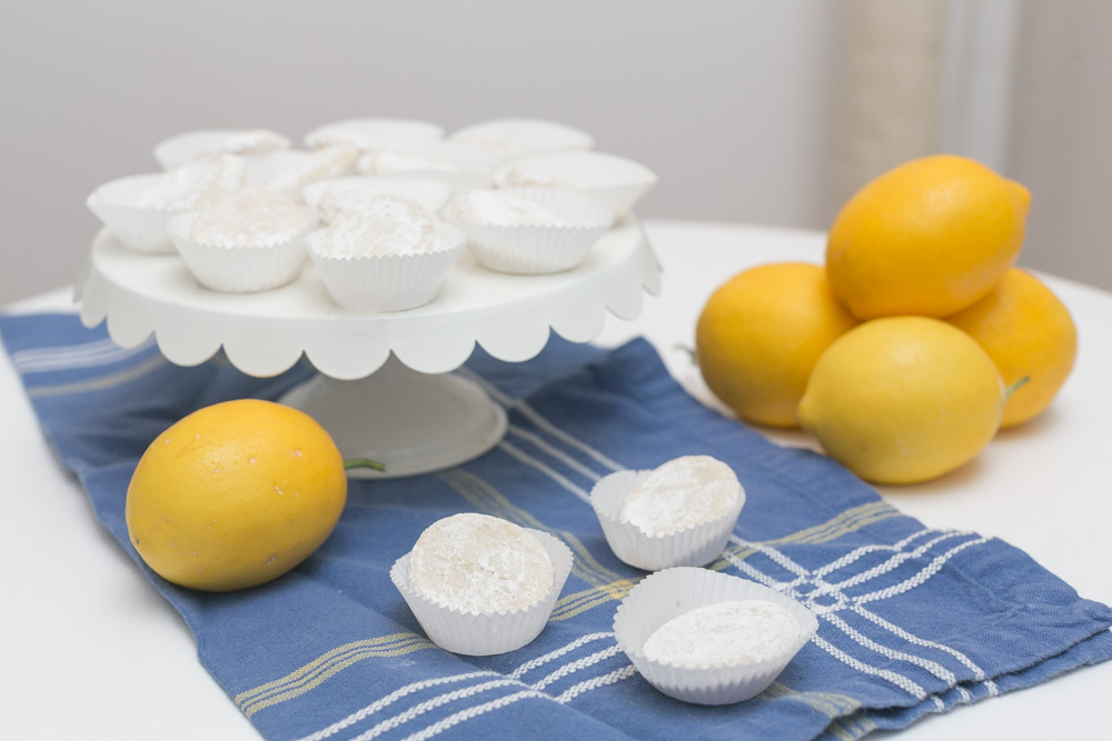 Meyer Lemon Meltaway Cookies | Becca Bakes (www.becca-bakes.com)
