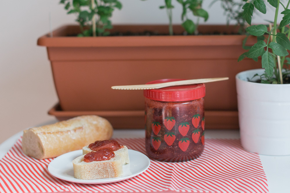 Strawberry Jam | Becca Bakes (www.becca-bakes.com)