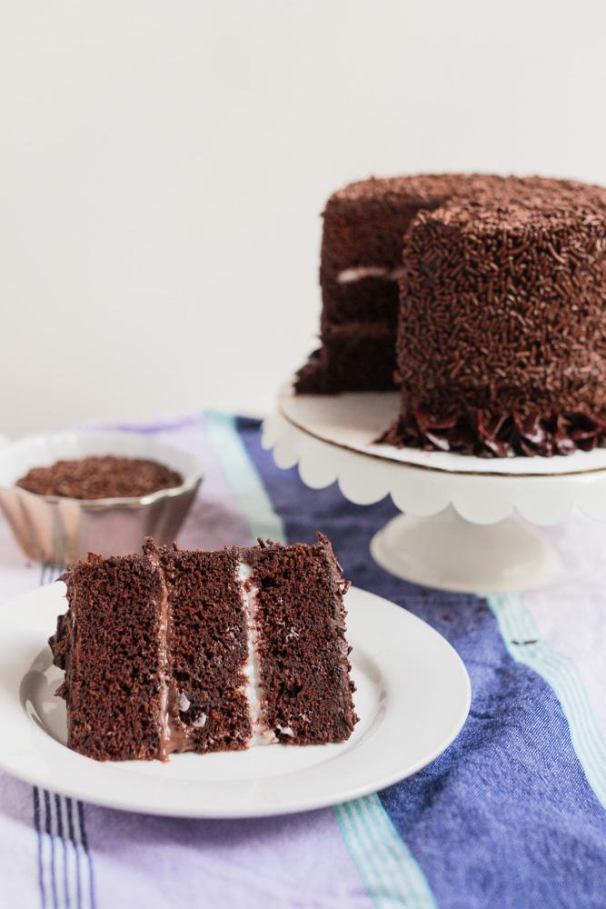 Boston Blackout Cake | Becca Bakes (www.becca-bakes.com)
