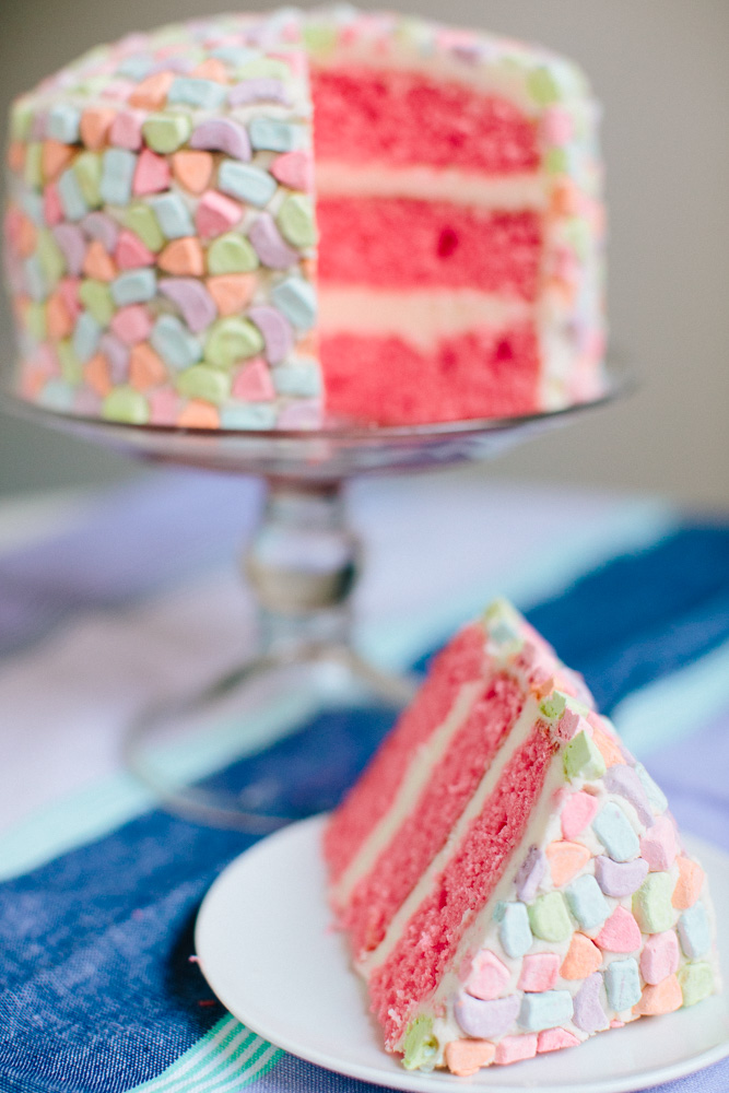 Lucky Cake Recipe