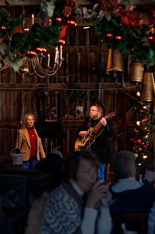 Christmas at Blue Ridge Winery