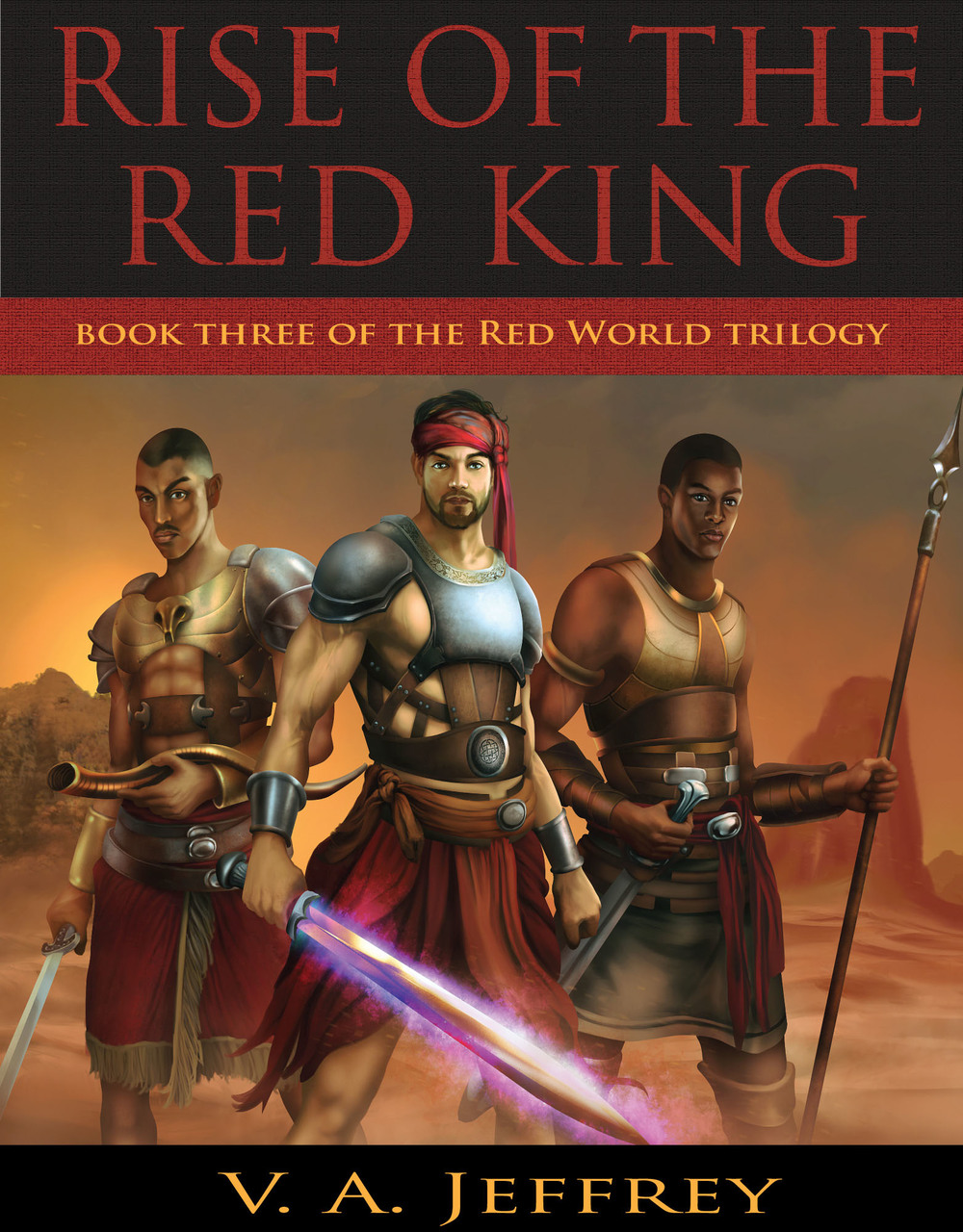 Rise of the Red King