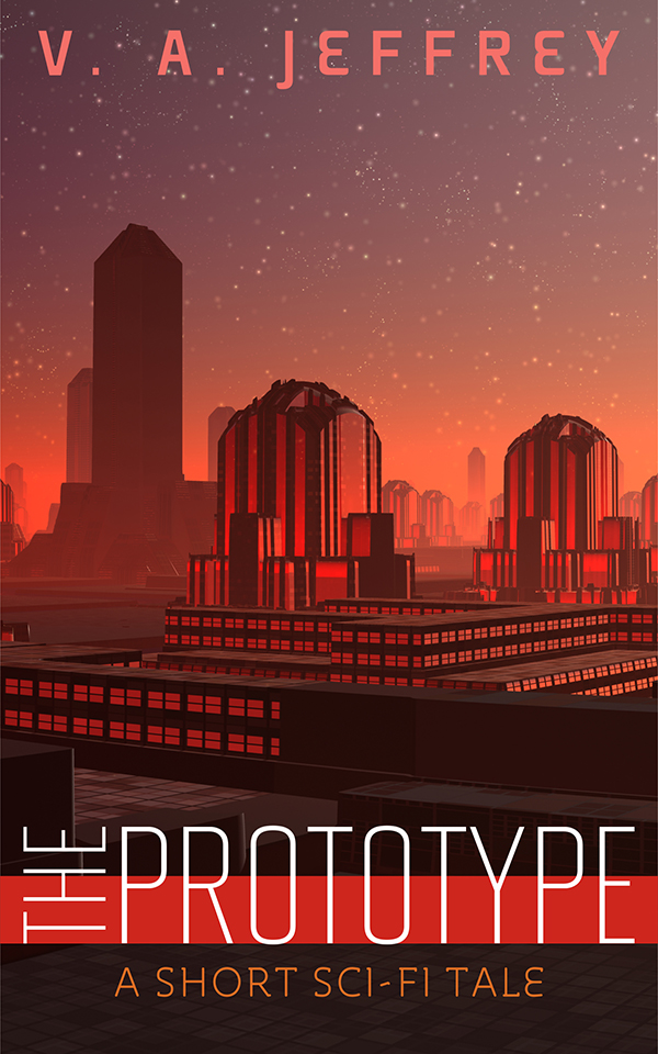 The Prototype is a short sci-fi tale and the prequel to the Mission science fiction series!