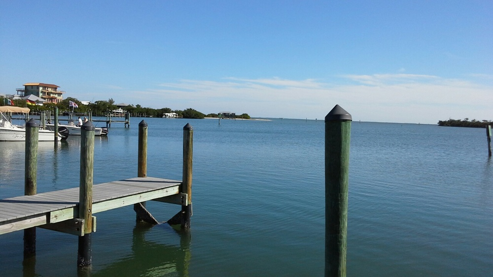 Safety Harbor on North Captiva