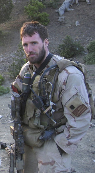 "Michael Patrick Murphy  (May 7, 1976 – June 28, 2005)  Born and raised in Suffolk County, New York. He graduated from Pennsylvania State University with honors and dual degrees in political science and psychology. After college he accepted a commission in the United States Navy and became a United States Navy SEAL in July 2002. After participating in several ""War on Terrorism"" missions, he was killed on June 28, 2005 after his team was compromised and surrounded by Taliban forces near Asadabad, Afghanistan. As a United States Navy SEAL lieutenant, he was awarded the U.S. military's highest decoration, the Medal of Honor.  He was the first member of the U.S. Navy to receive the award since the Vietnam War.  His other posthumous awards included the Silver Star and Purple Heart."