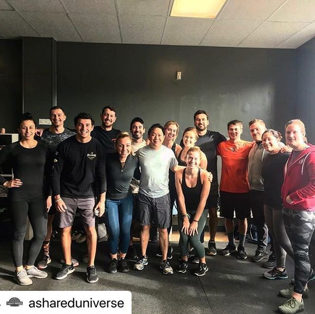#Repost @ashareduniverse with @make_repost ・・・ Thank you Crossfit Treehouse Red Bank and Into the Light for an amazing workout! The Stay Rooted Podcast (brought to you by @crossfittreehouse2) and @intothelight_us care in to podcast last Sunday and let us know about this amazing benefit workout. My voice and body will be stronger tomorrow. Thanks @erica_audrina