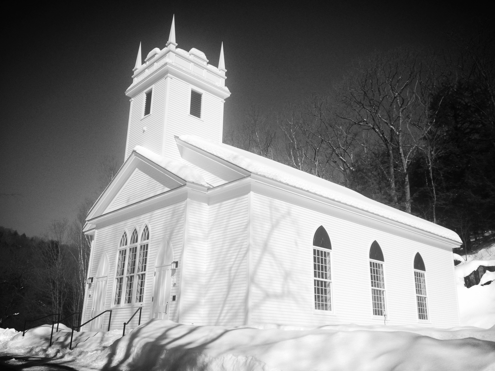 west cummington congregational church