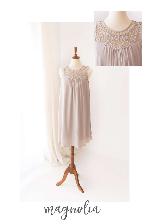 grey dress magnolia