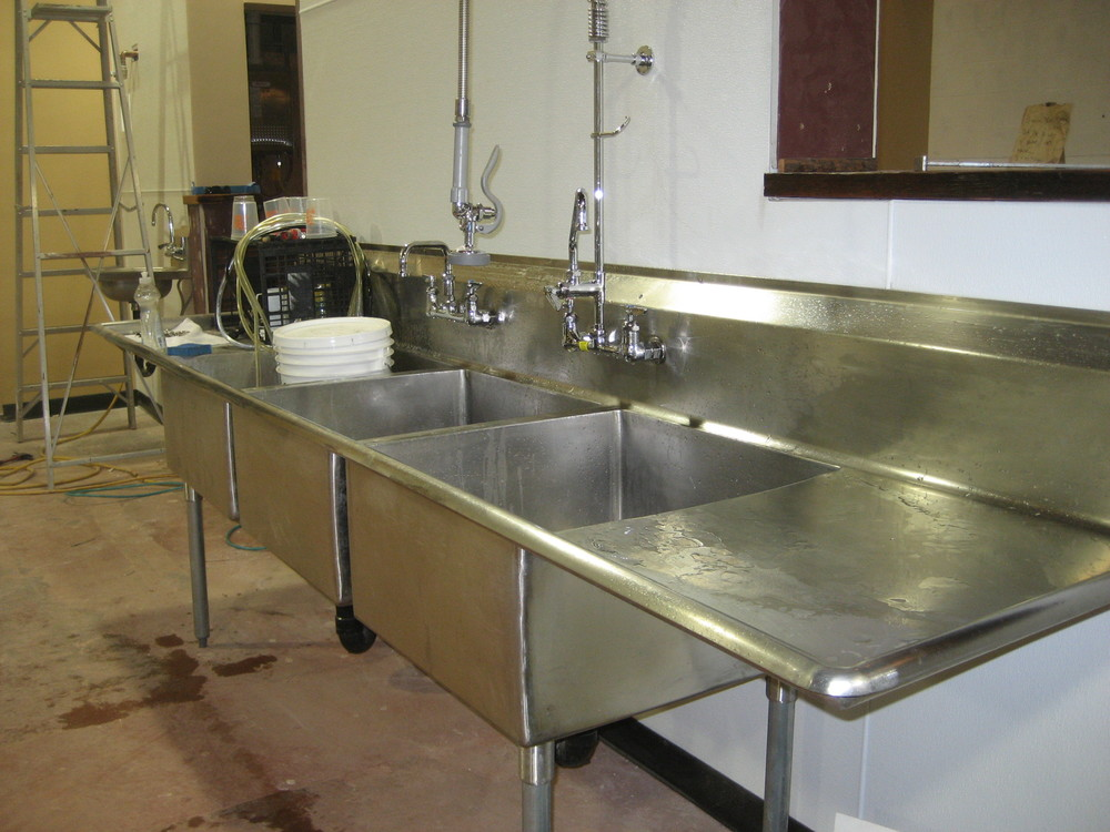 Production sink