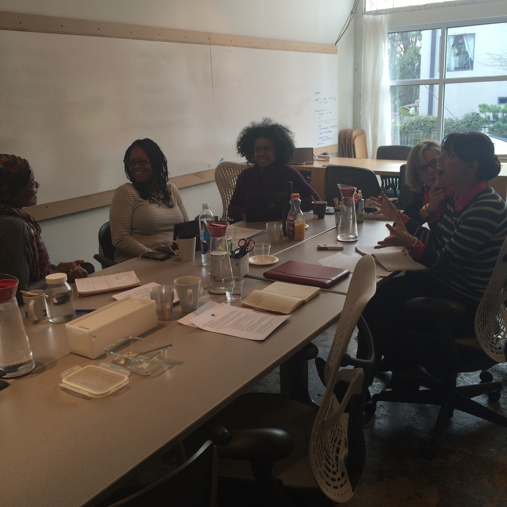 Board Retreat for Femfessionals Atlanta