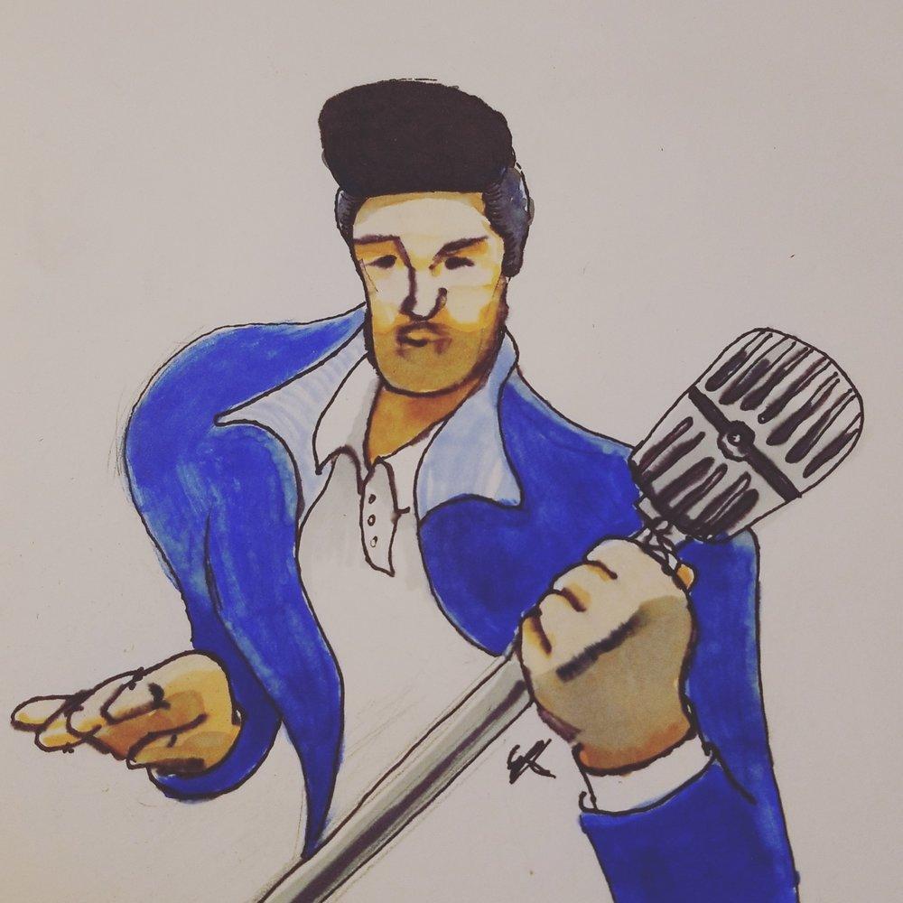 13/31: Elvis Presley