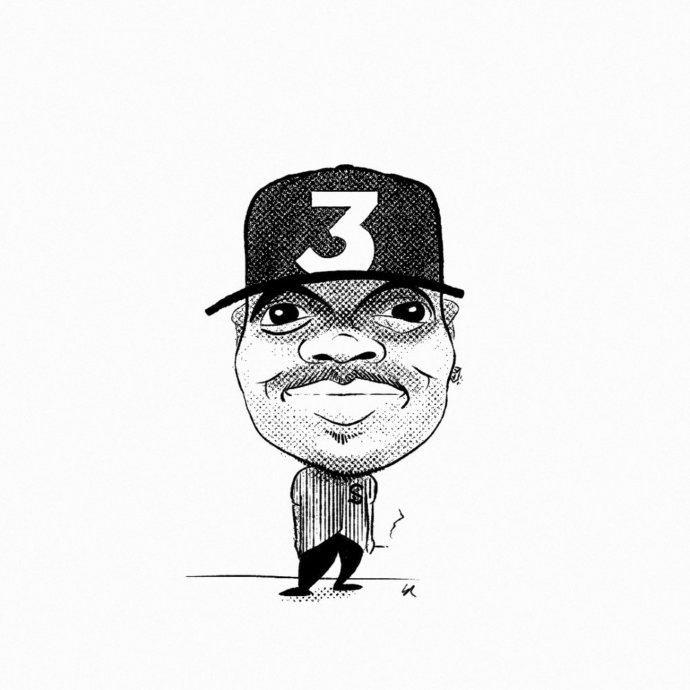 Personal: Chance the Rapper -- 10/2018