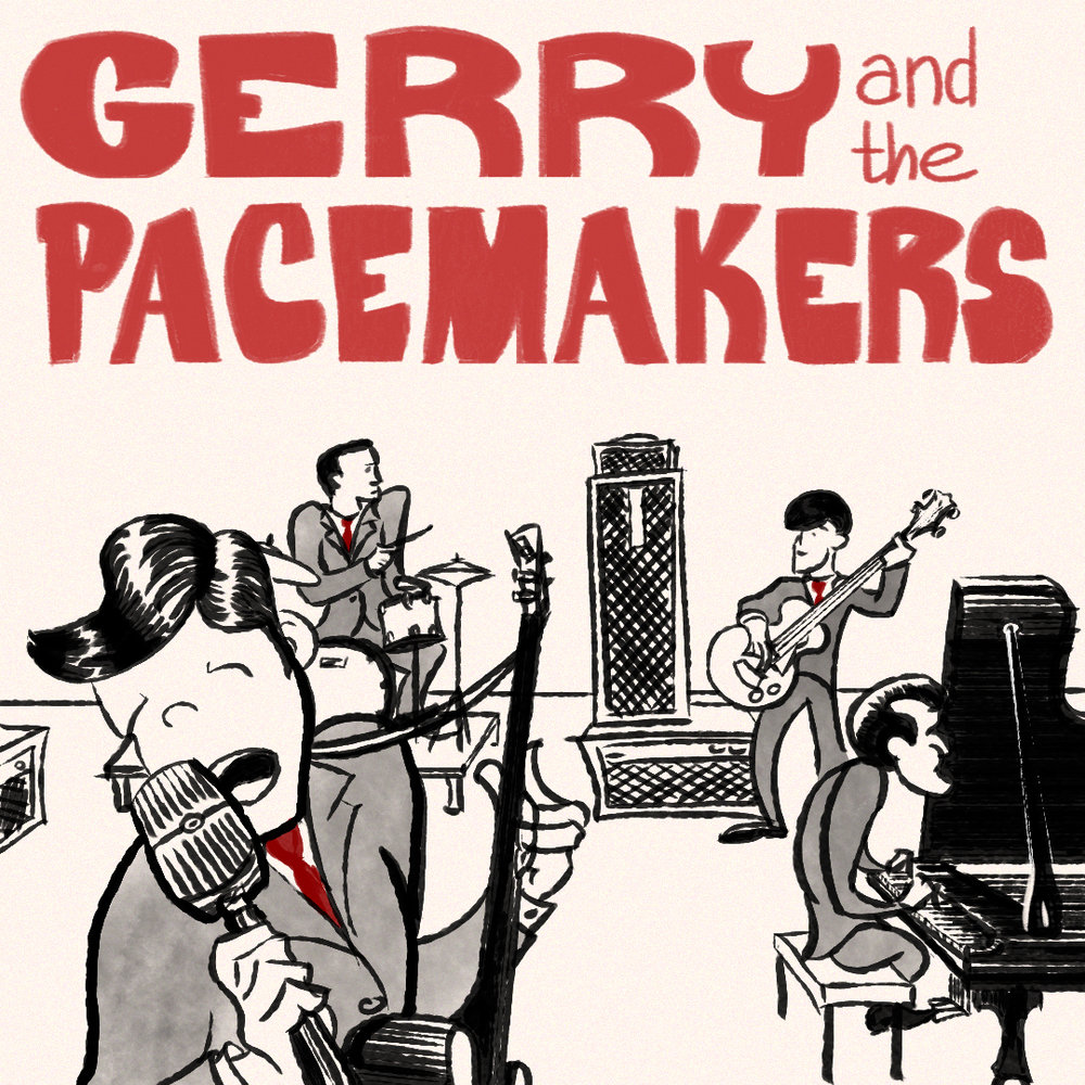 Personal: Gerry and the Pacemakers -- 10/2018