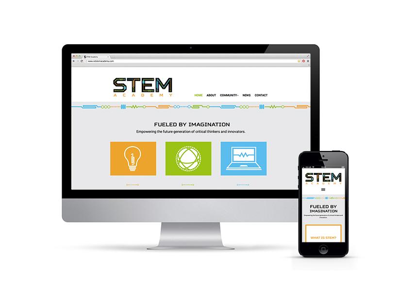 STEM homepage