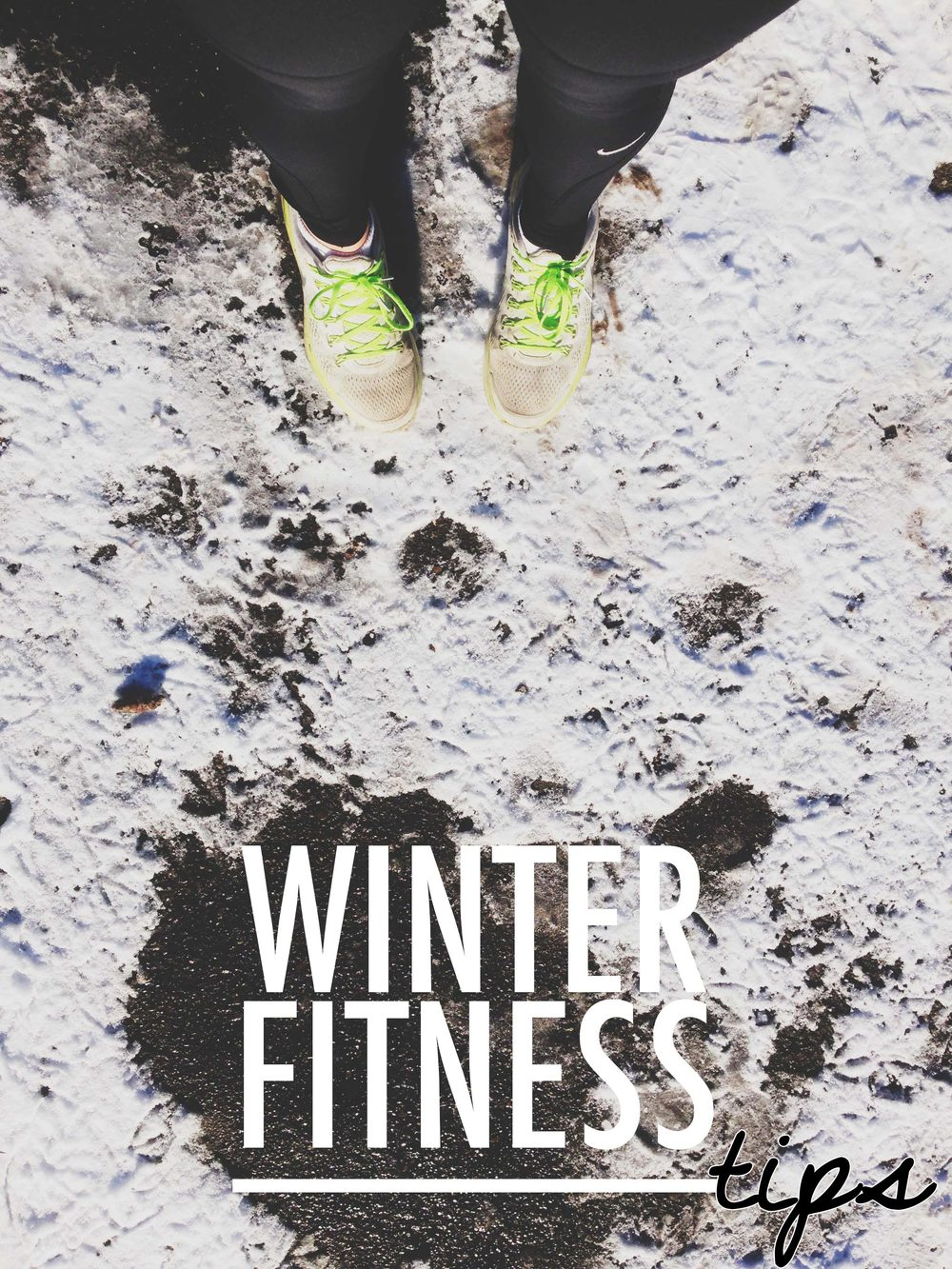 Winter Running Tips from SSHEART!